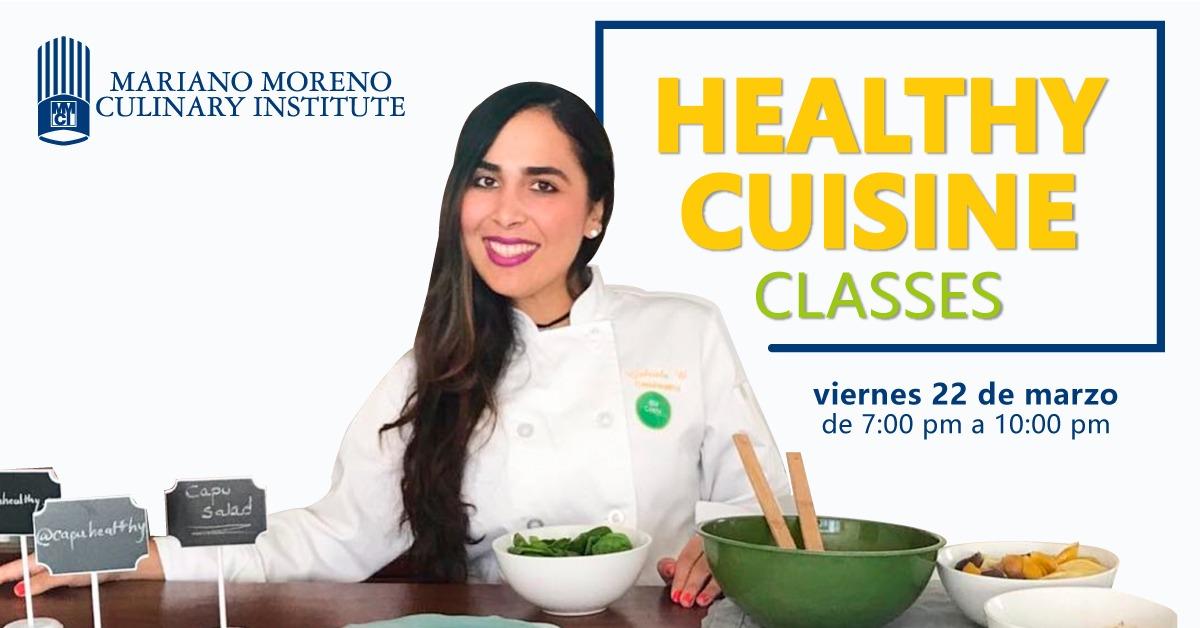 Healthy Cuisine Classes